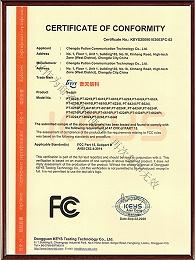 6624I-FC证书