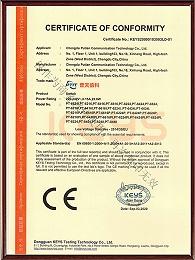 6624I-CE-POWER证书