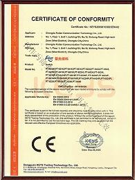 6624I-CE证书