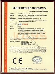 5216GI-CE证书