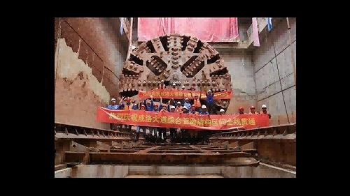 工业交换机在成都成洛大道地下综合管廊项目的应用